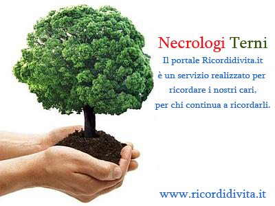 necrologie Terni