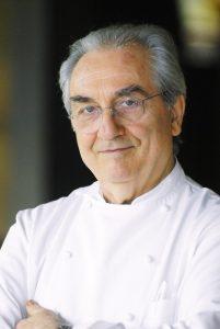 È morto Gualtiero Marchesi
